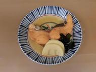 タイの梅煮