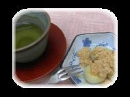 ~レシピ~豆腐白玉団子