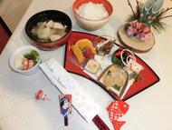 お正月料理(1月2日)