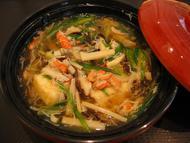 ~レシピ~カニ豆腐