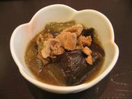 ~レシピ~茄子と豚肉の炒め物