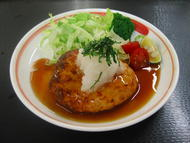 ~レシピ~和風豆腐ハンバーグ