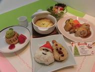 小阪産のクリスマスメニュー